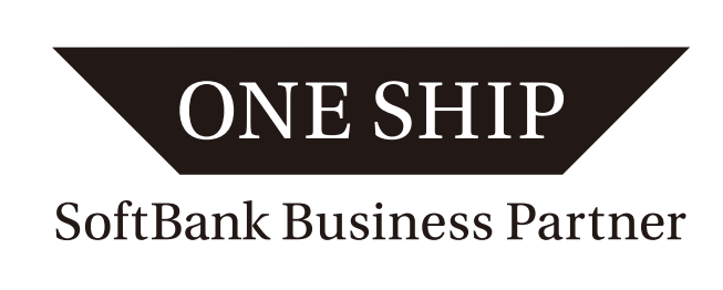 ONE SHIP Softbank Business Partner